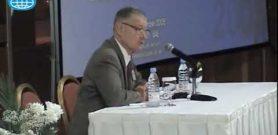 Professor Thomas Schelling, 2005 Nobel Prize Laureate in Economics (WASD 2005, Abu Dhabi UAE)