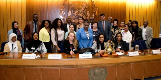 Roundtable on Human Rights based approaches for women empowerment and youth engagement, UN, 2019